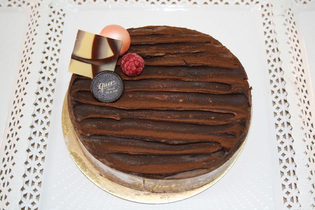 Mousse Xocolata