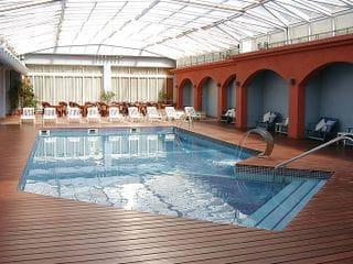 Swimmingpool - Hotel La Terrassa Playa de Aro