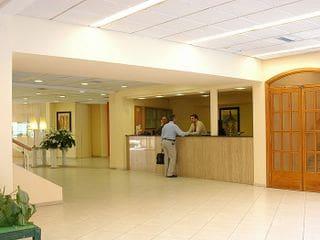 Reception desk - Hotel La Terrassa Platja d'Aro
