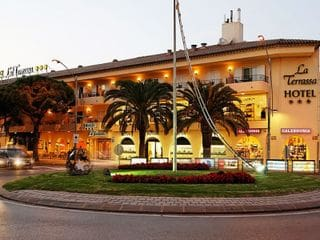 HOTEL & SPA LA TERRASSA PLATJA D'ARO