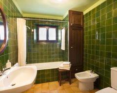 Cal Duc- La Nana- Baño completo con bañera