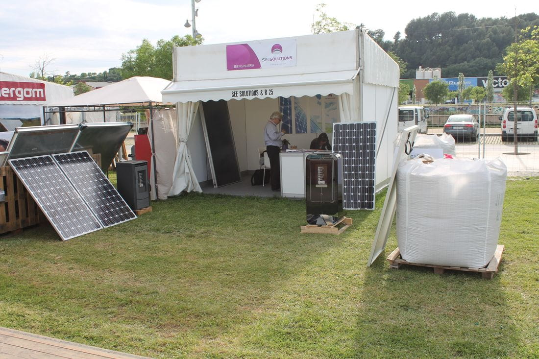 Stand de SEE Solutions