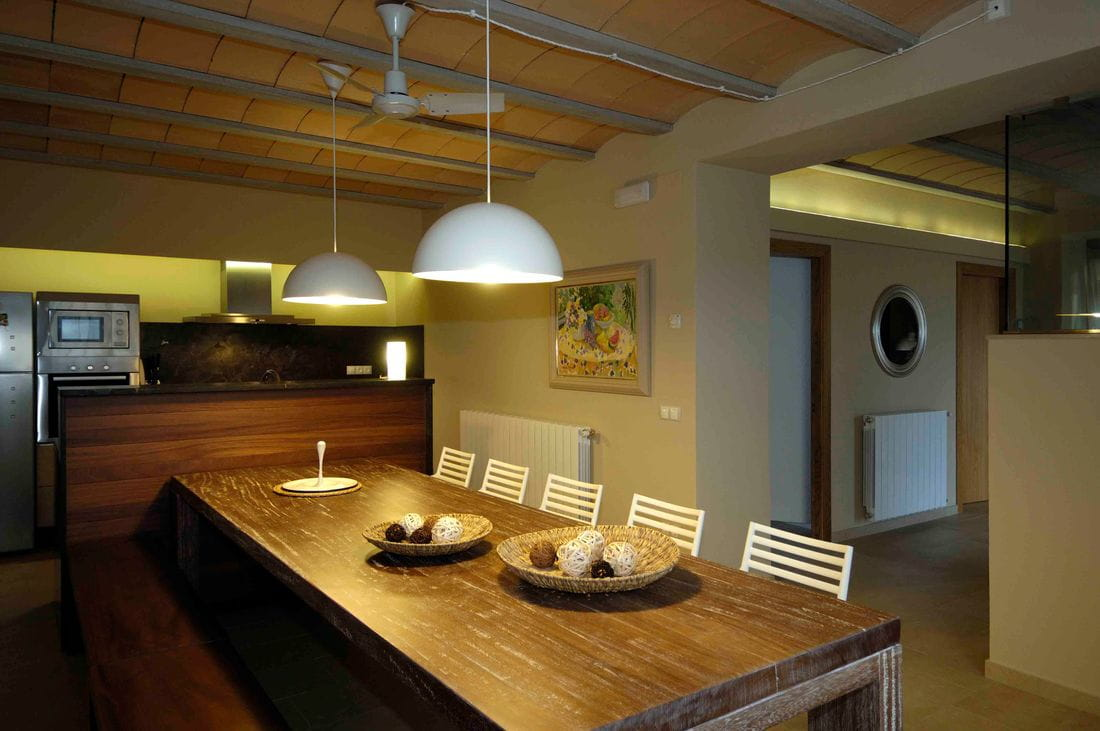 Kitchen-dining room (2)