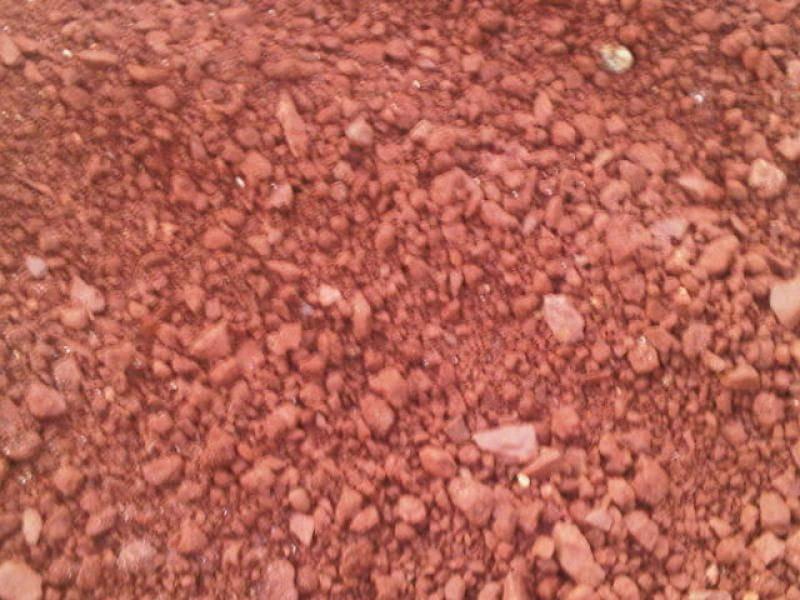 Bauxita for Quel gravier pour terrain de petanque