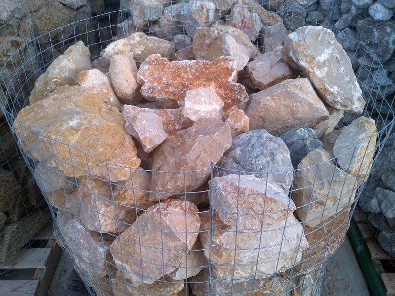 Pedra Calcarea Irregular