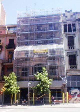 Bastida a Girona