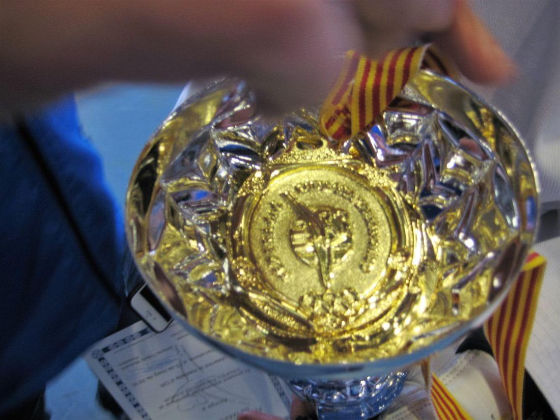 Trofeu Federació Catalana I II