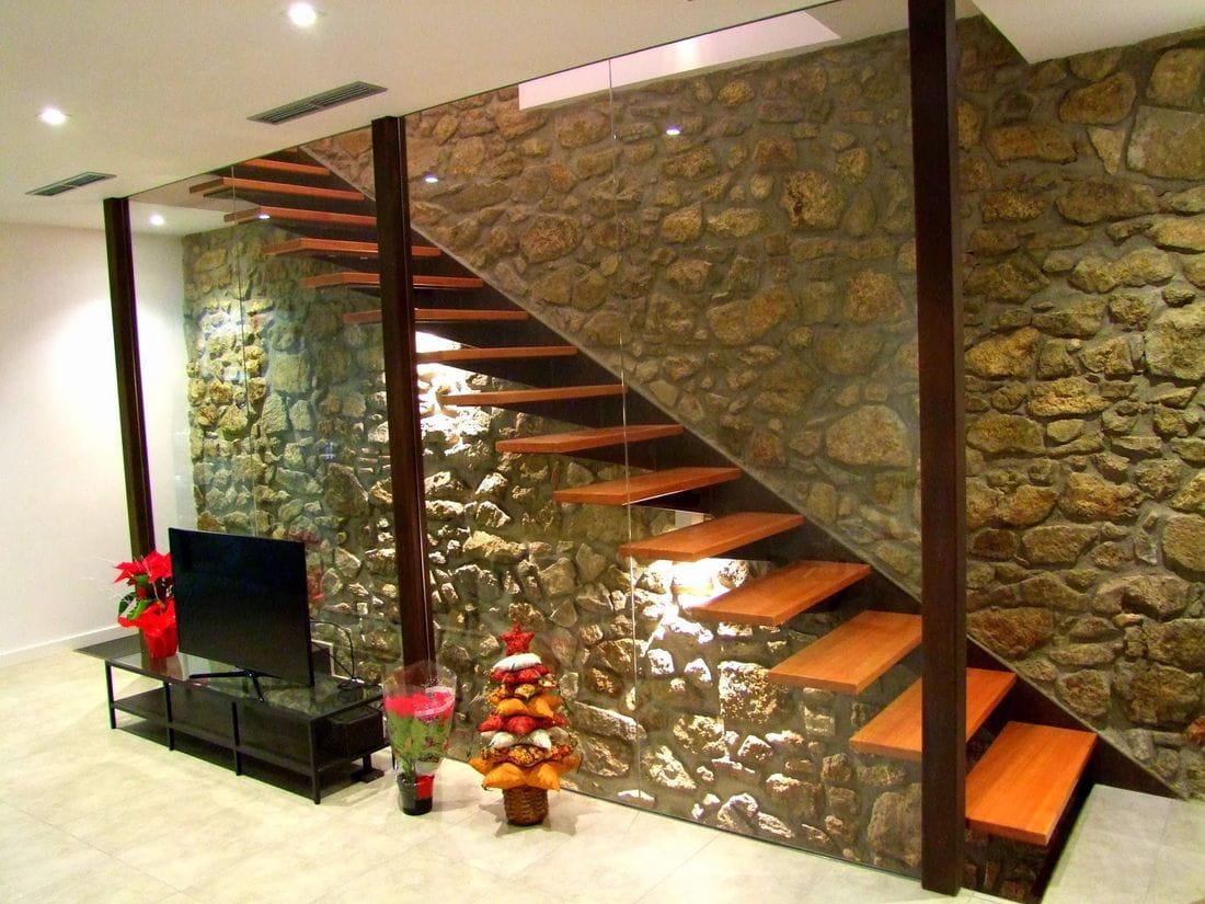 Escala de disseny de la Casa MiTo de Calella (Maresme)
