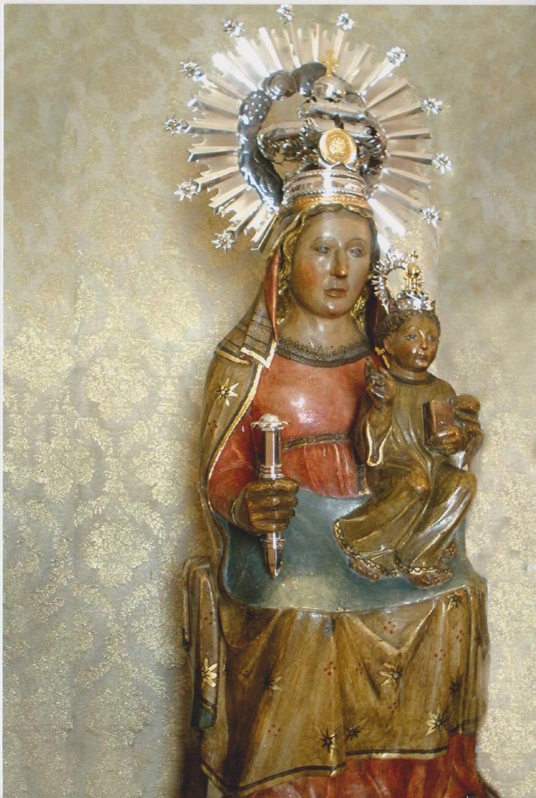 Mare de Déu del Mont - Santuari de la Mare de Déu del Mont