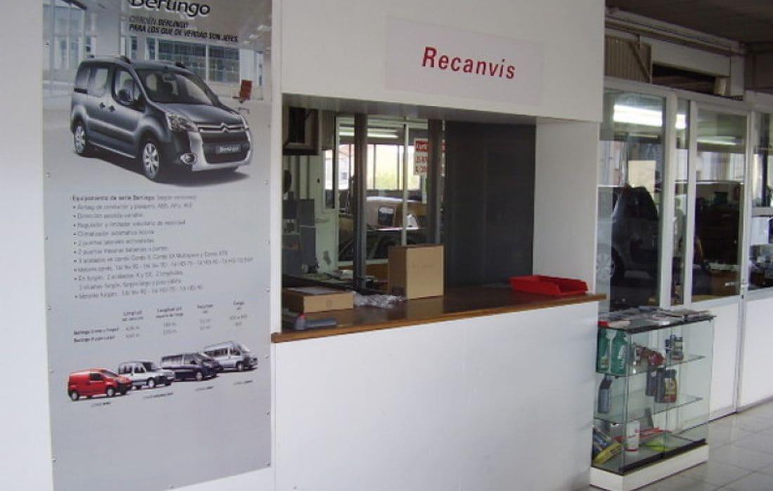 Recanvis