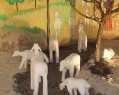 PESEBRE LOCAL PARROQUIAL PORQUERES - creat per Manel Compte