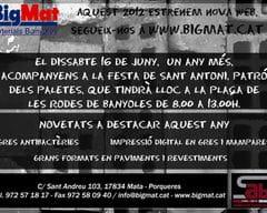 FESTA SANT ANTONI PATRÒ DELS PALETES -JUNY 2012