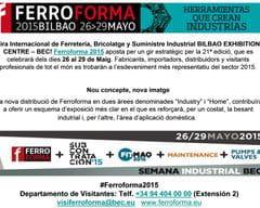 FERROFORMA 2015 - BILBAO