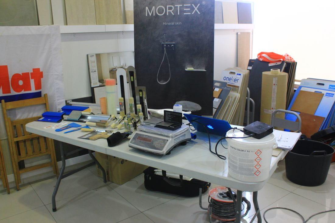 Formació Mortex® Beal International amb BigMat Materials Banyoles 20.09.2016