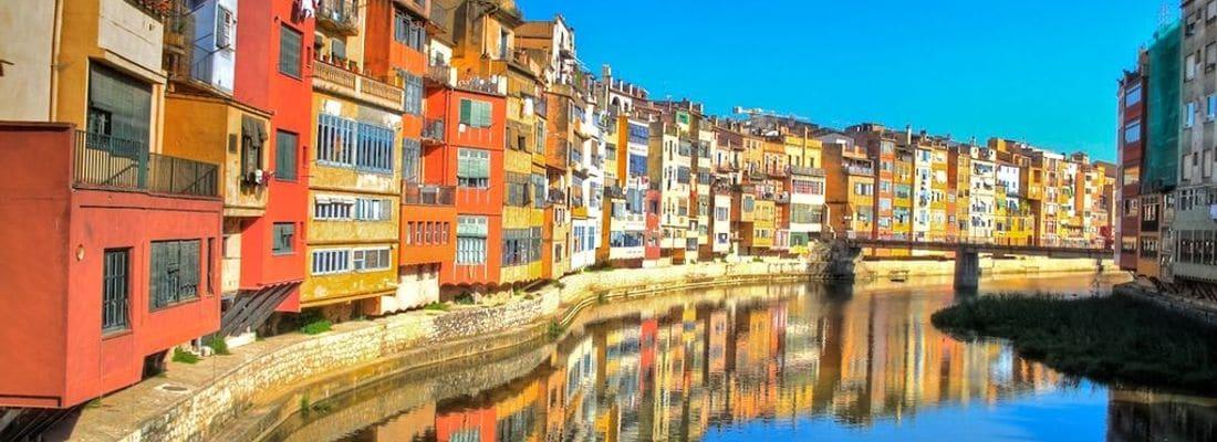 Serveis immobiliaris a la província de Girona.