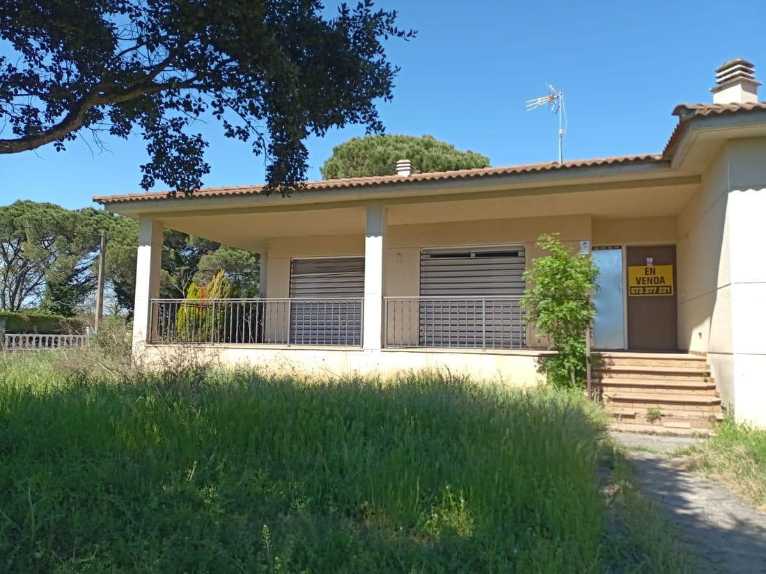 Casa independiente en la Urb. Can Solà Gros en Caldes de Malavella