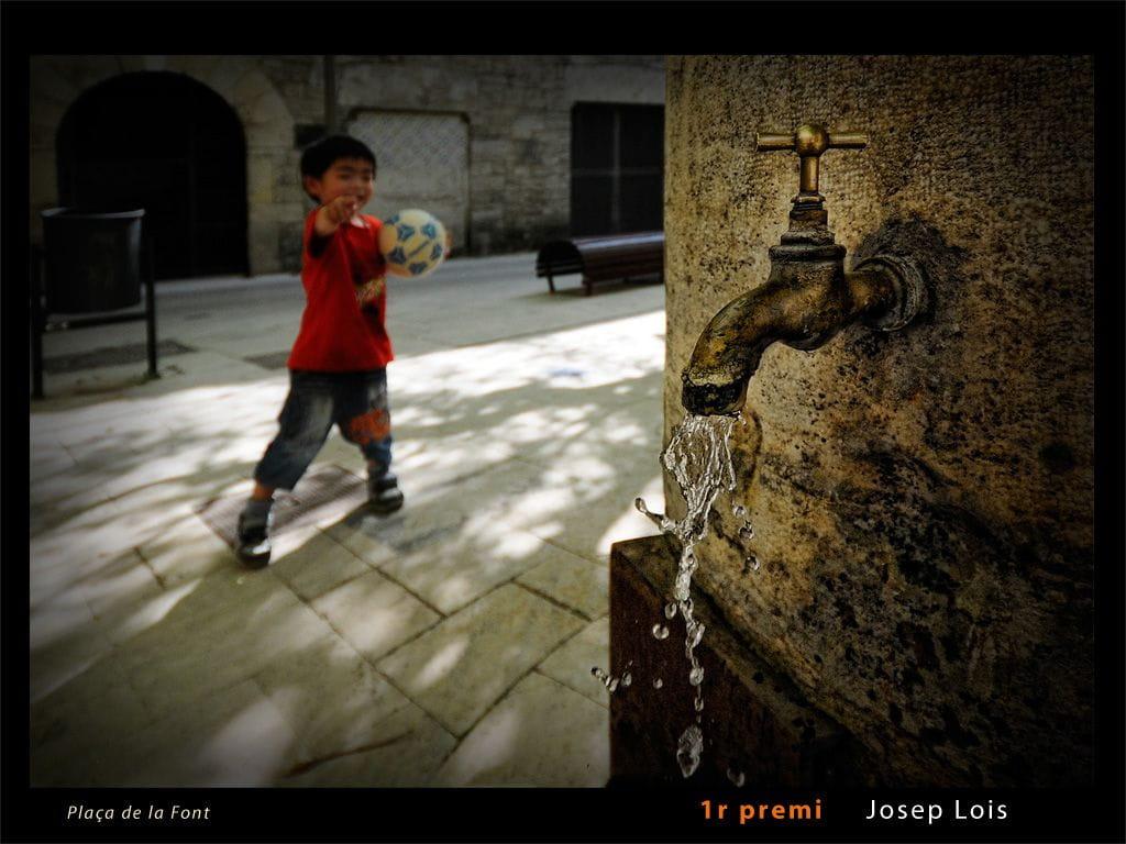 Josep Lois 1er Premi Concurs de fotografia 2011