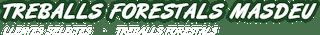 Treballs forestals Masdeu