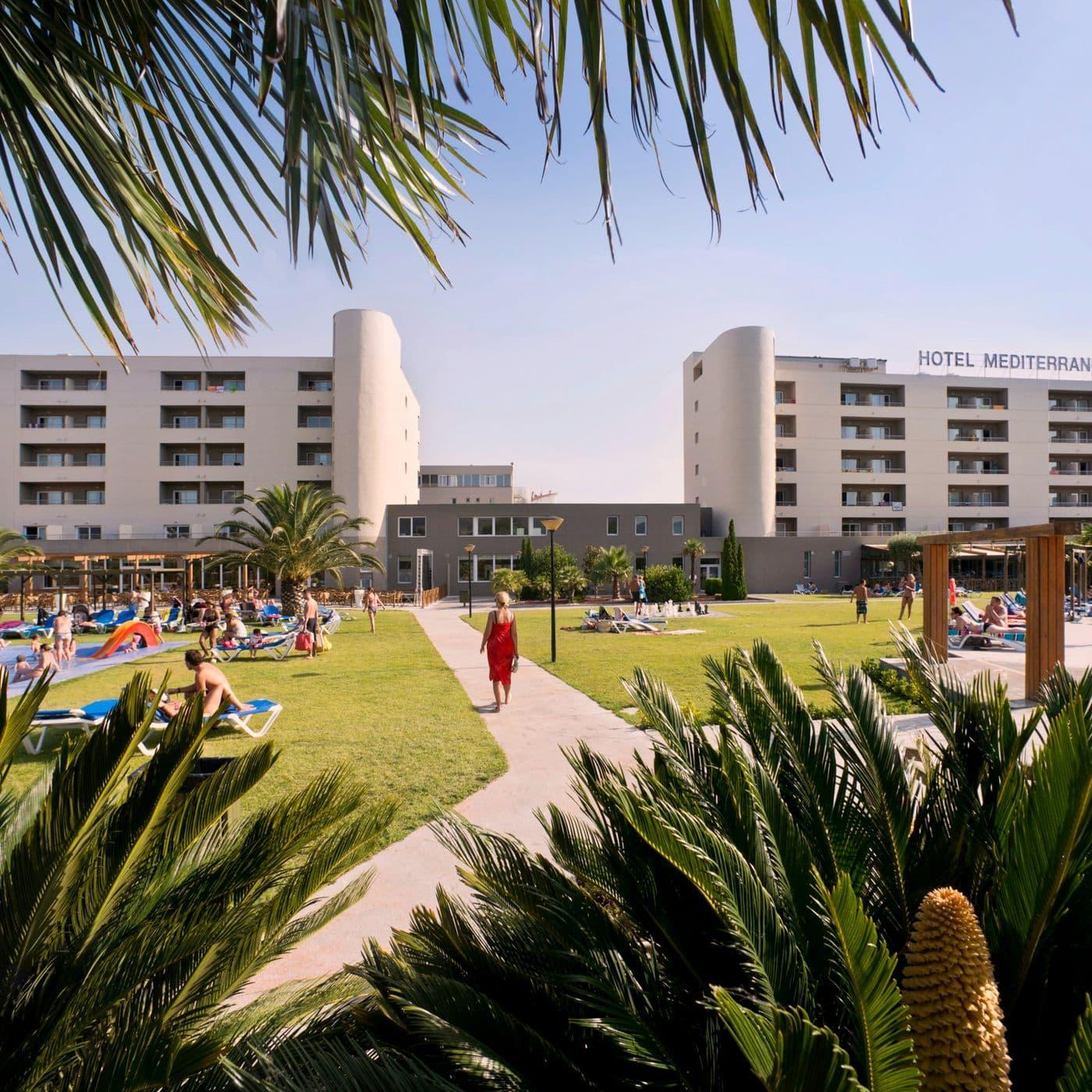 Hotels Mediterraneo Official Web Enjoy Mediterranean Sea In Roses