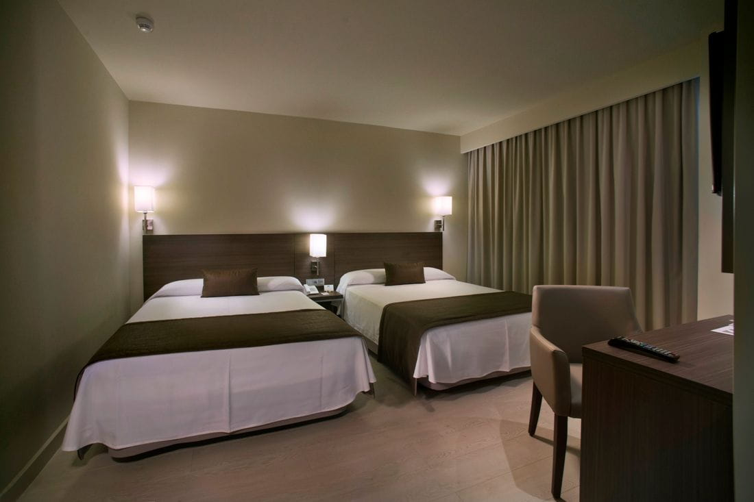 Habitación Hotel Mediterraneo Park ...