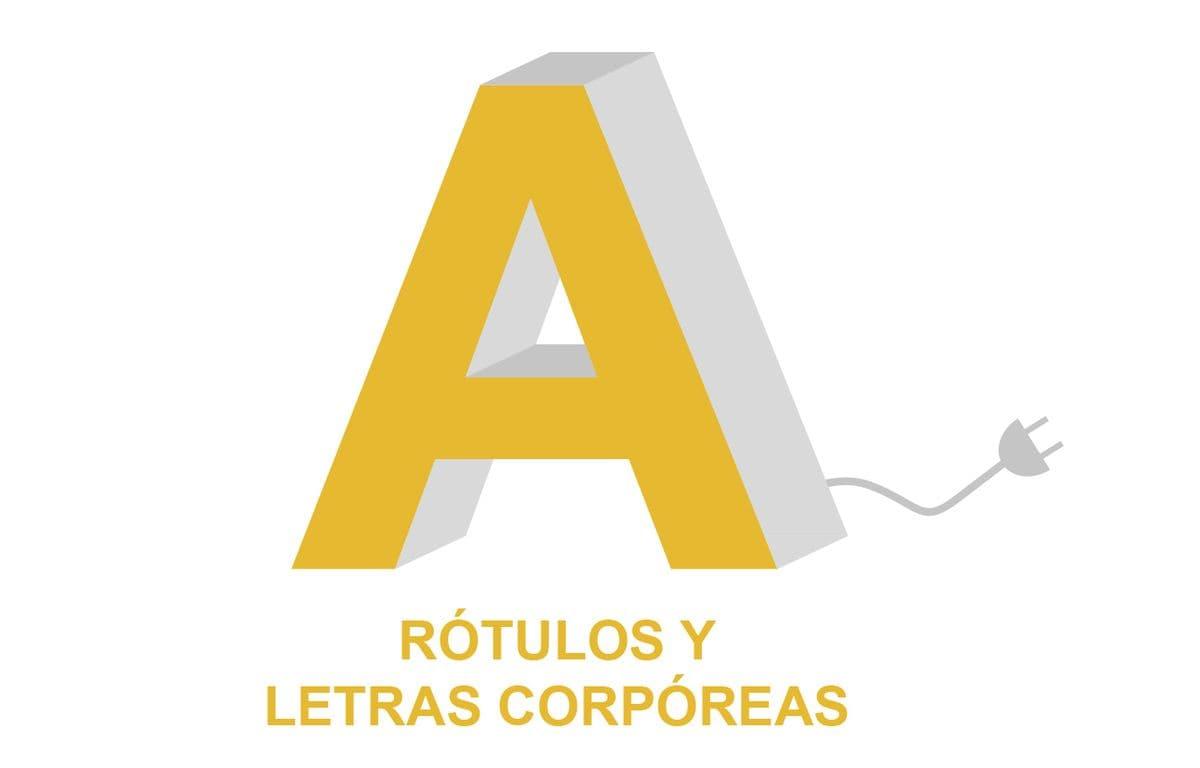Fabricaci n de r tulos dise o gr fico y web leds - Fabricacion letras corporeas ...