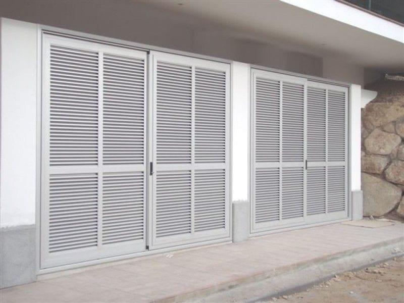 Mallorquinas aluminis - Puertas mallorquinas ...