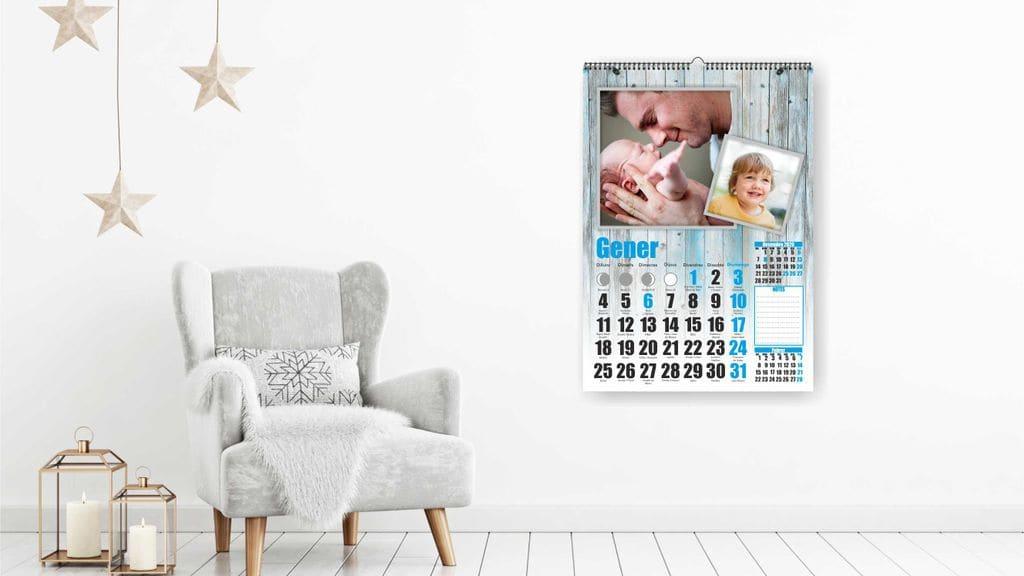 calendari de paret