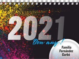 calendari sobretaula