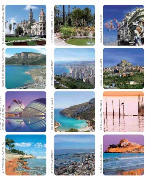 Valencia Calendar.Calendar Of Valencia W65