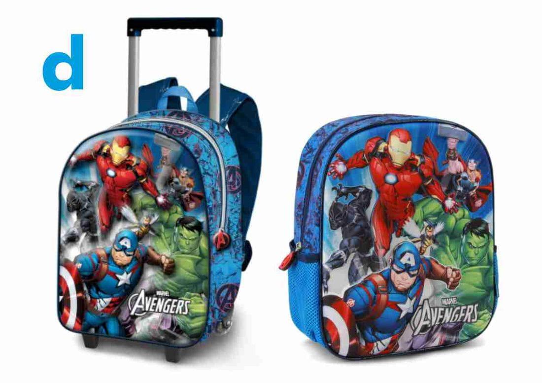 motxilla Avengers