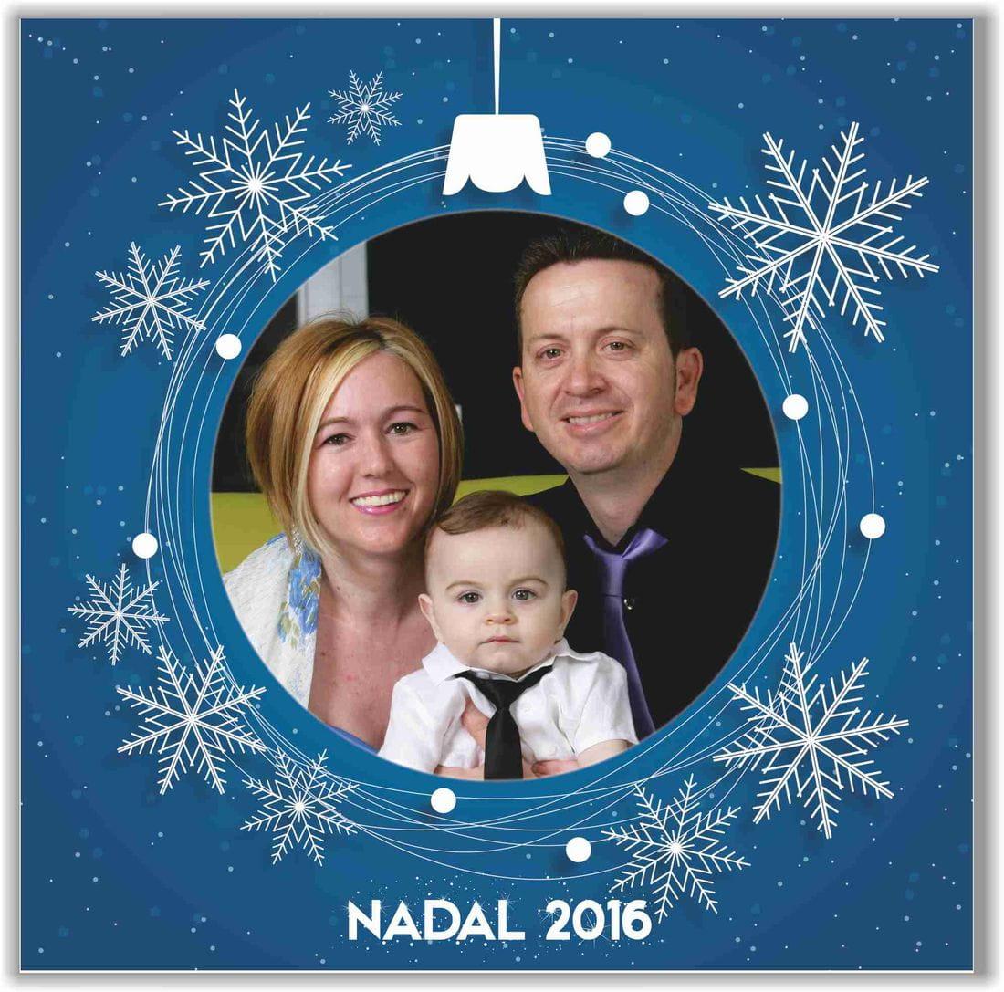 christma card