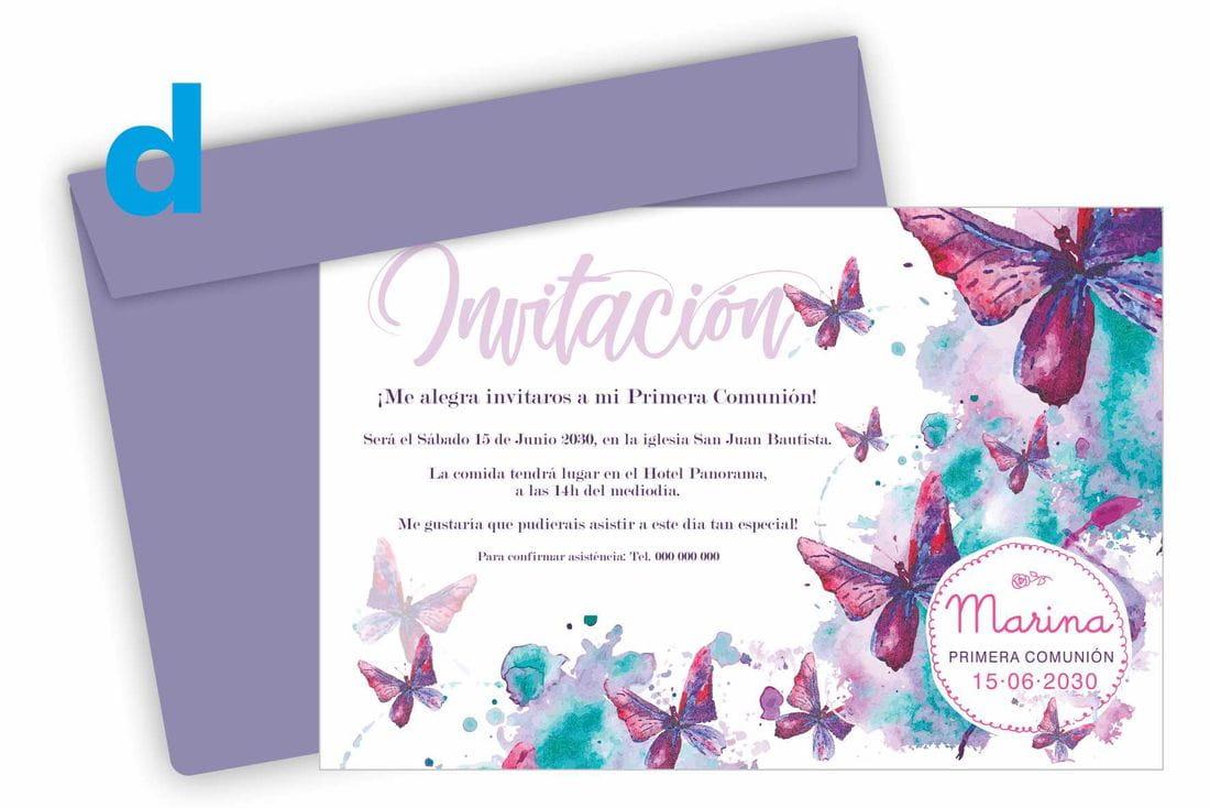 invitació comunió