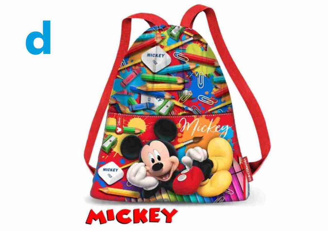 saco mickey mouse