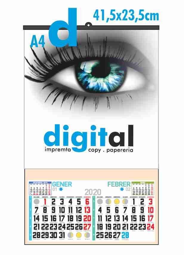 calendari bimensual