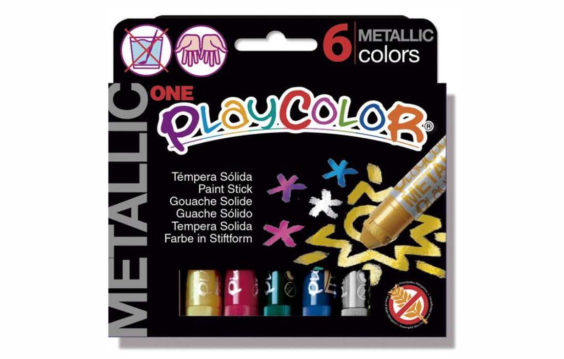 playcolor metalizados
