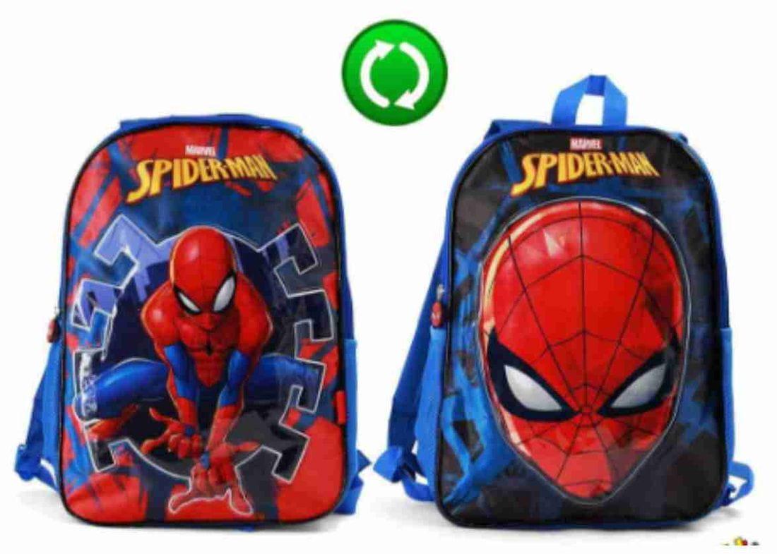 spiderman reversible