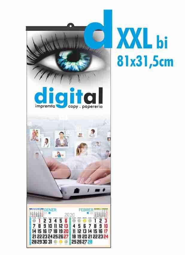 calendari xxl