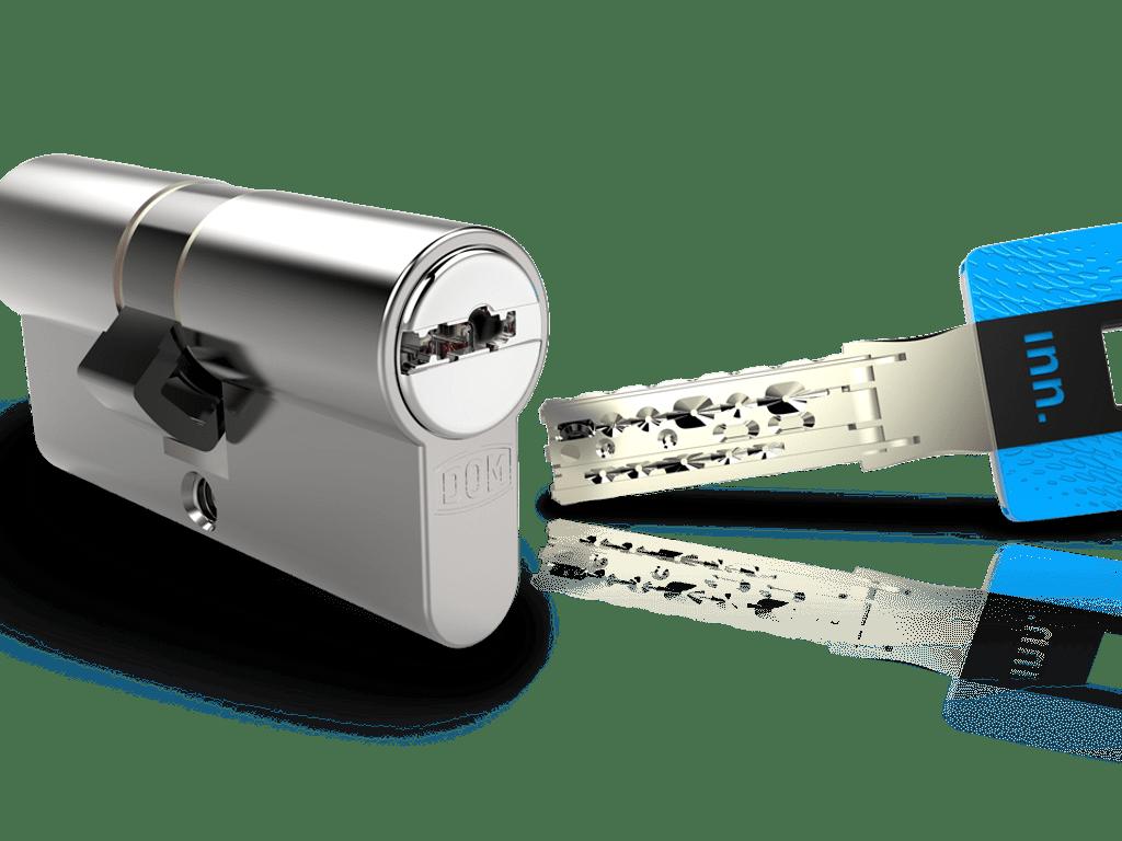 Cilindros y escudos de seguridad rigau grup for Mejor bombin de seguridad