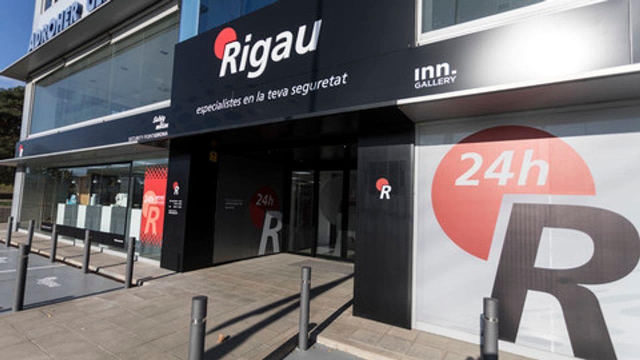 Oficinas centrales Rigau
