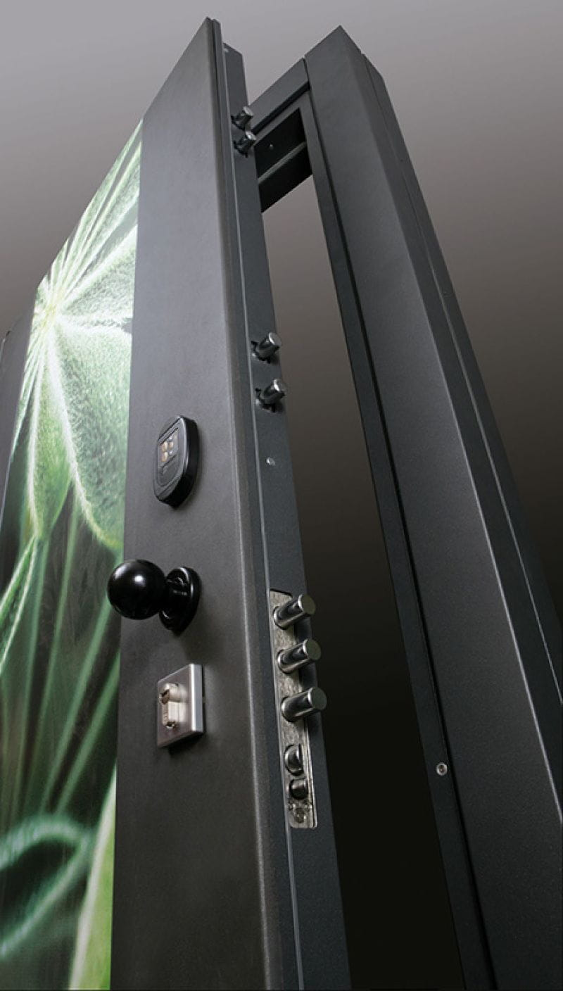 Rigau Grup Certified Armored Doors For Home