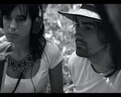 Rodaje Los Condenados- Isa Campo e Isaki Lacuesta