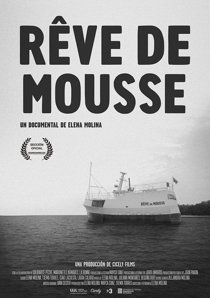 Cartel Rêve de Mousse