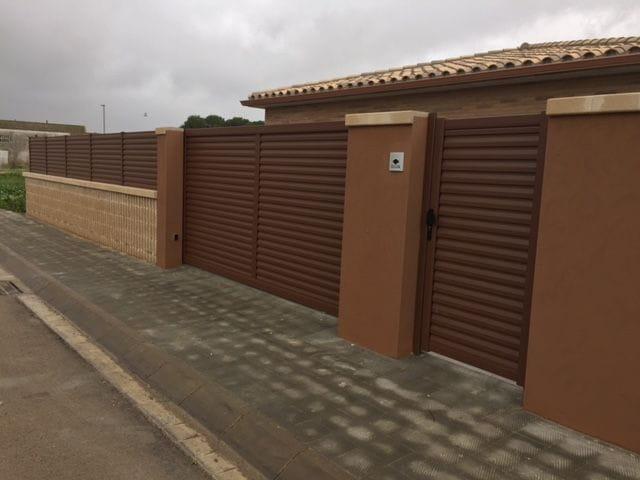 Puertas Jardín - Tancalia