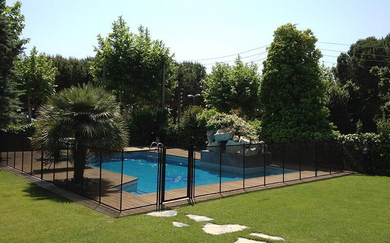 Vallas de seguridad piscinas l 39 escala y empuriabrava - Vallas de proteccion ...