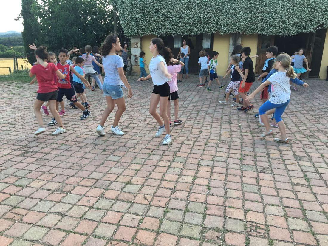 Fotos colònies 2017 a Mas Suro