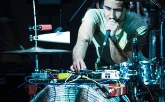 el hombre orquesta Mau Boada