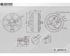 T-Motor Navigator MN5212 340KV