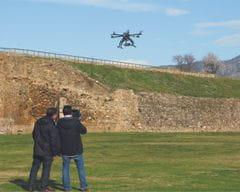 Toma de contacto con multicópteros