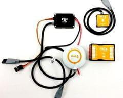 Controladora DJI NazaV2(GPS) + BTU + iOSD Mini