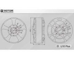 Tmotor U10 PLUS 100KV